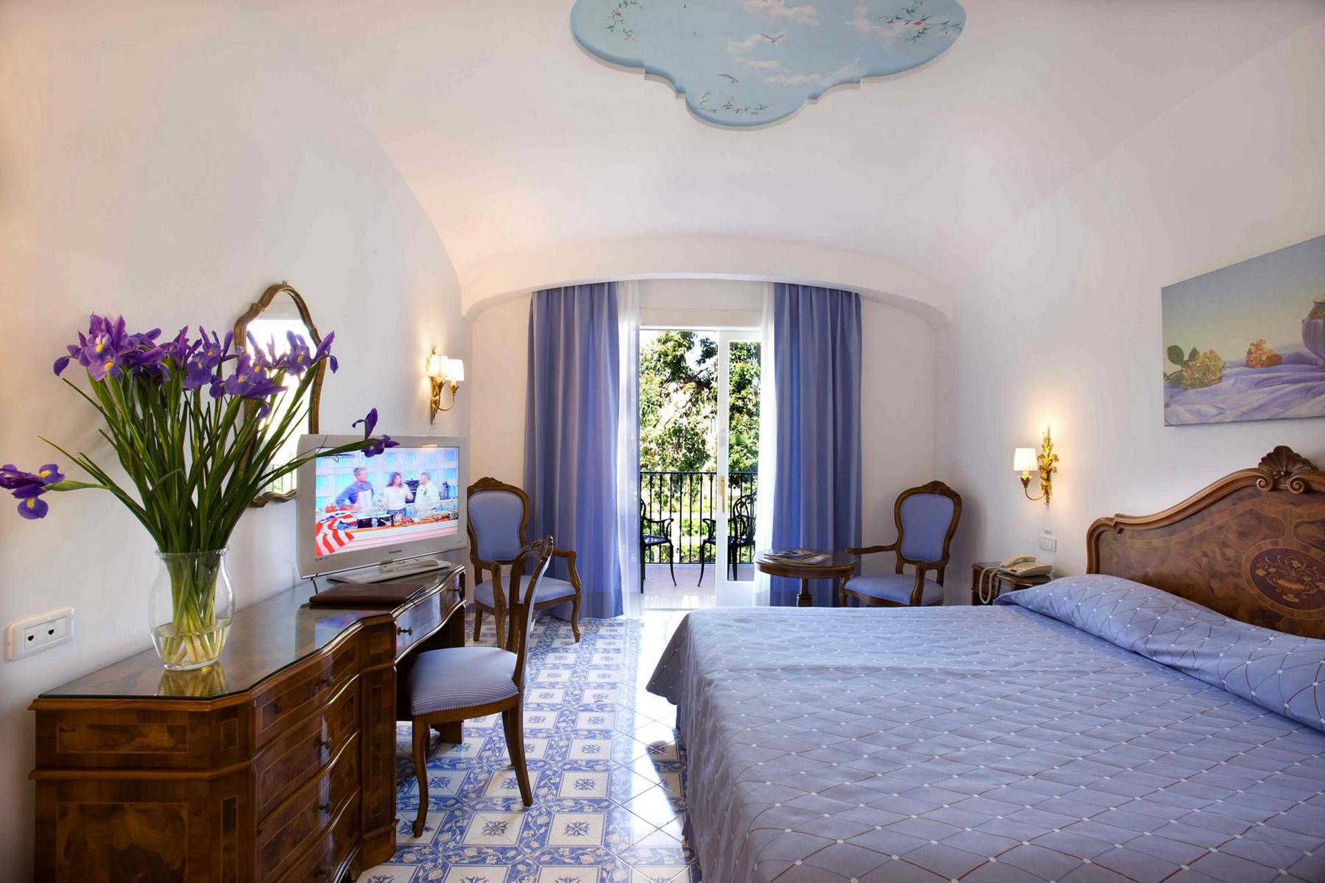 Camere Grand Hotel La Favorita