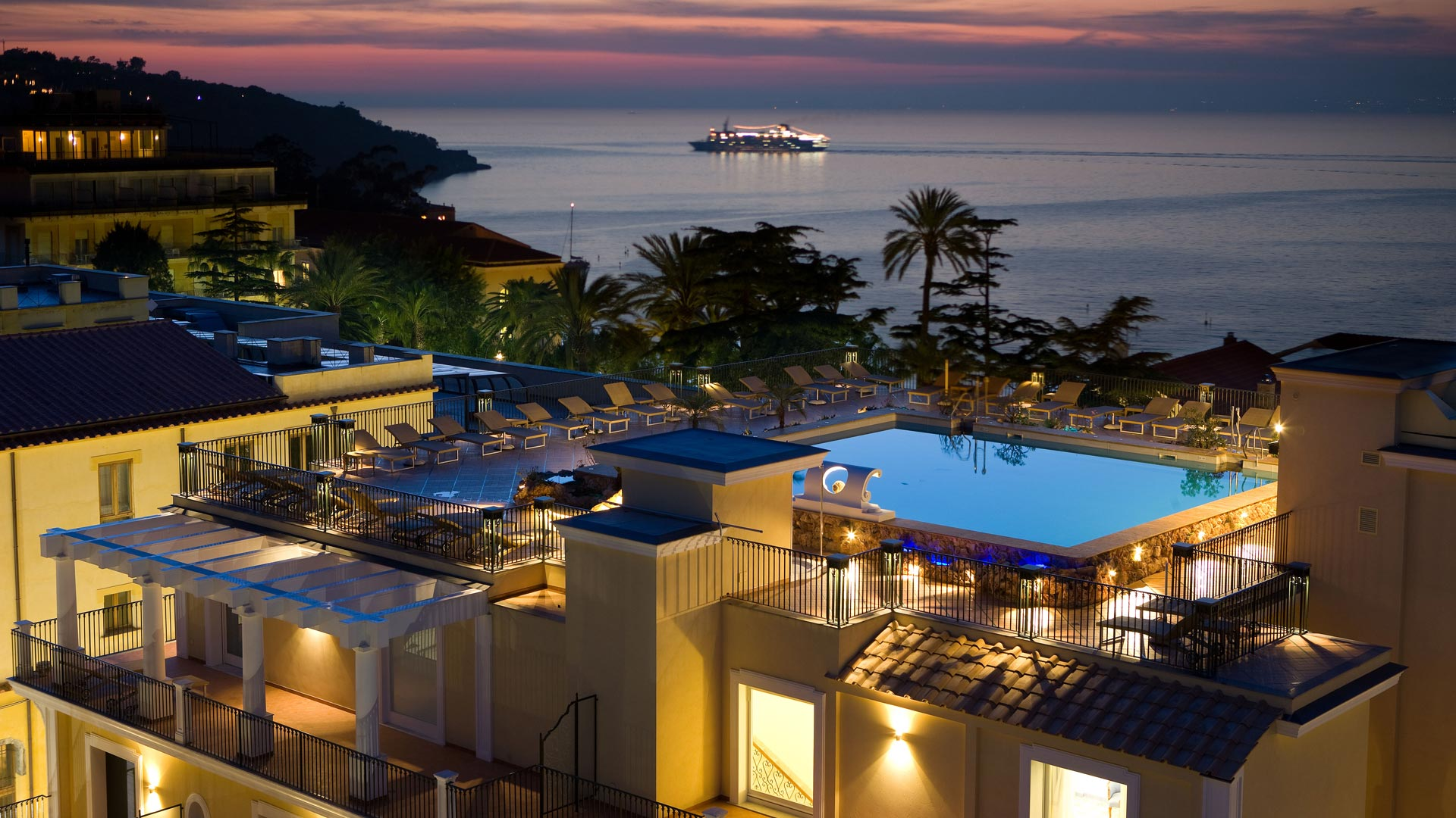 Hotel  Stelle A Sorrento